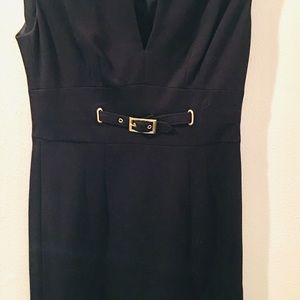 Trina Turk Sz 4 Wool Dress